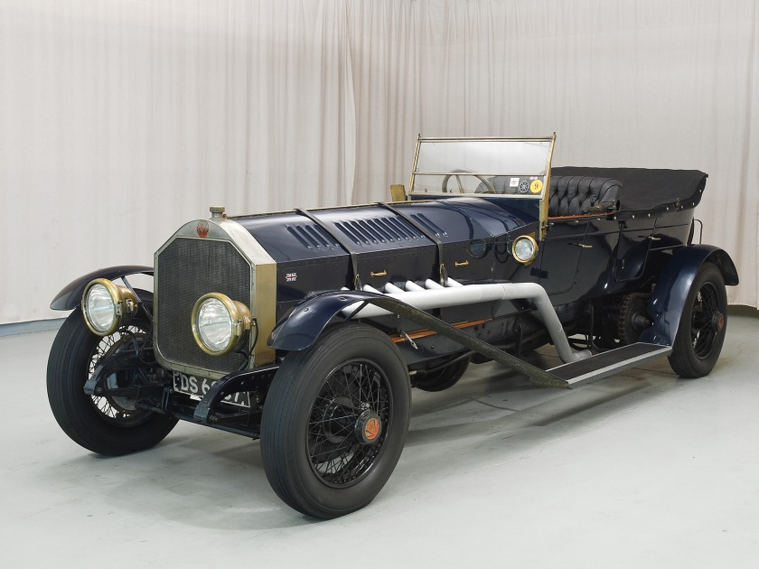 1915 Liberty LaFrance Speedster