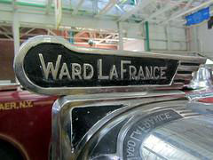 1915 Ward LaFrance sign