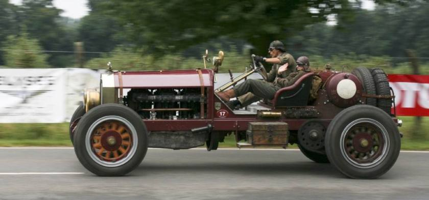 1916 American LaFrance Red Baron Speedster-Racing