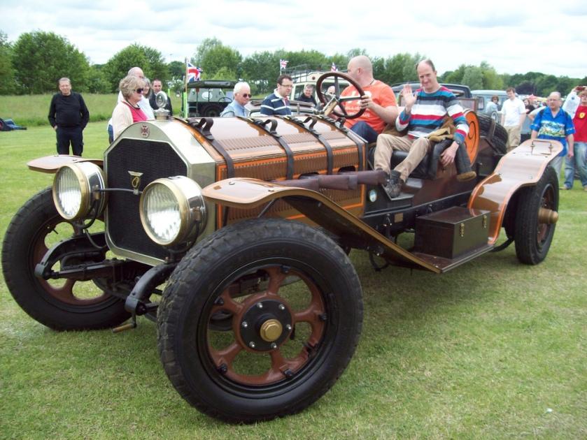 1917 American la France Speedster