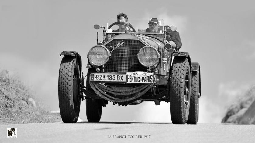 1917 American La France Tourer 1917 Peking to Paris Ennstal-Classic