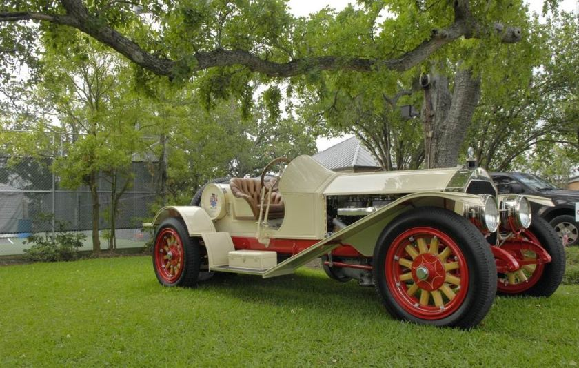 1917 American LaFrance Racer
