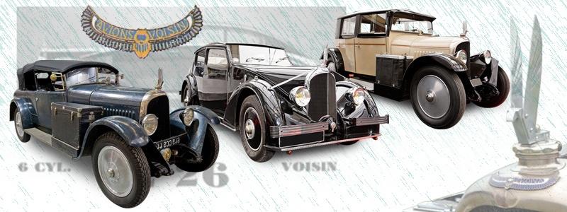 1919-39 Avion Voisin Heritage