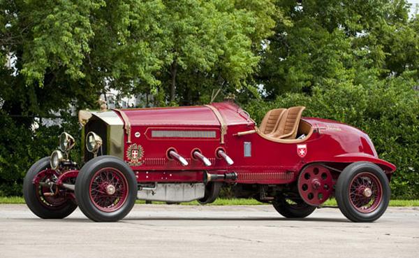 1919 American La France La Bestioni Rolling Thunder Speedster