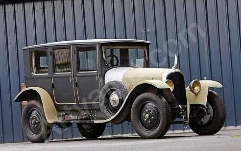 1919 Avion Voisin C1
