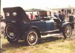 1919 Nash Model 681