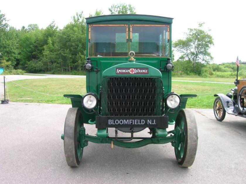 1920 American-LaFrance V12
