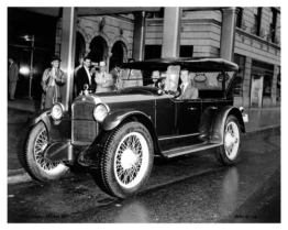 1920 Nash 687 Sport Car Factory Photo ca0650