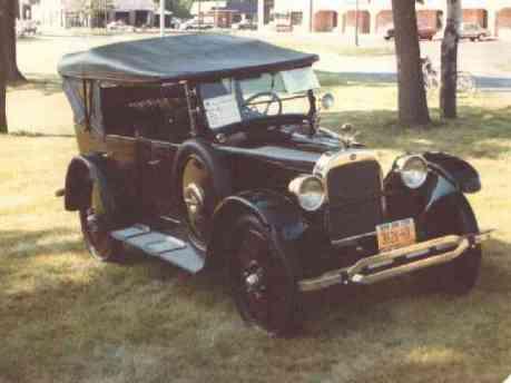 1920 Nash Model 41