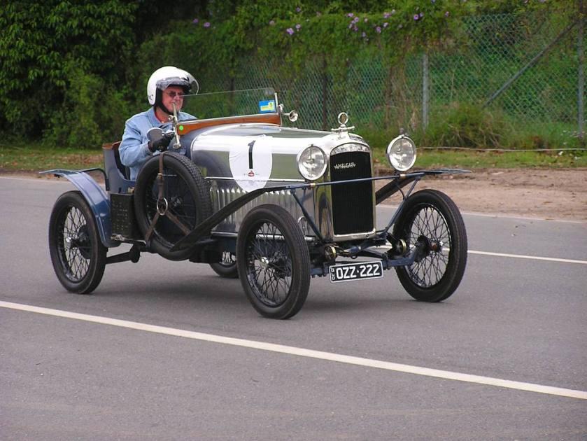 1921 Amilcar CS