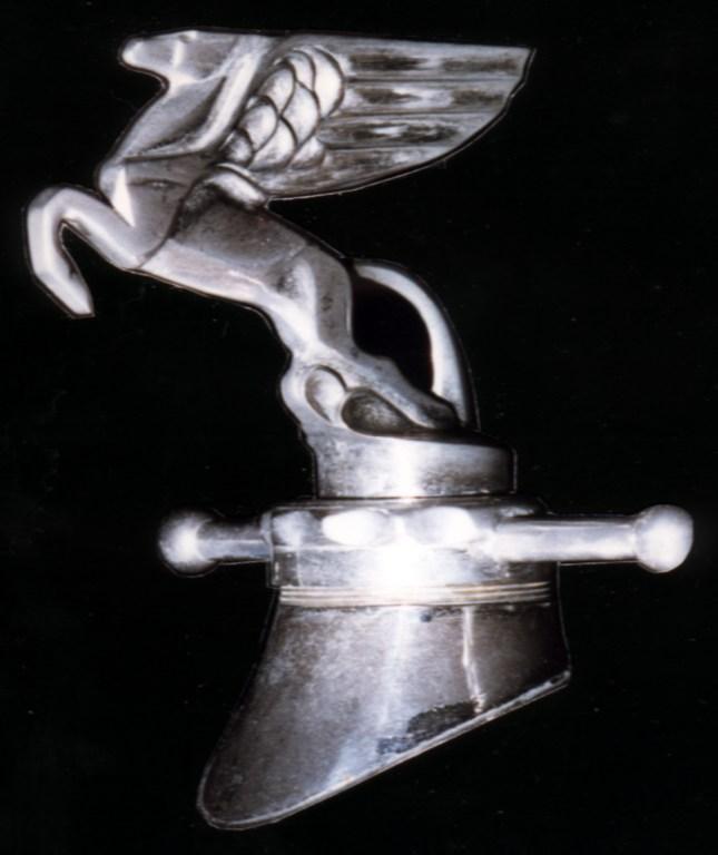 1921 Amilcar emblem