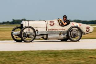 1921 Duesenberg Indy race car c