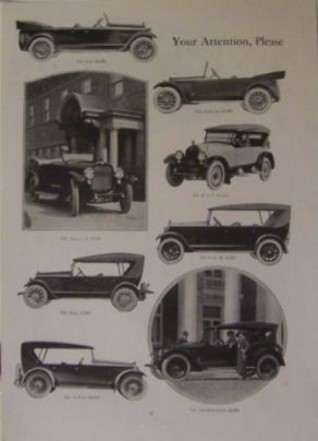 1921 Mets Standard Eight Velie Nash Case Car Print Ad