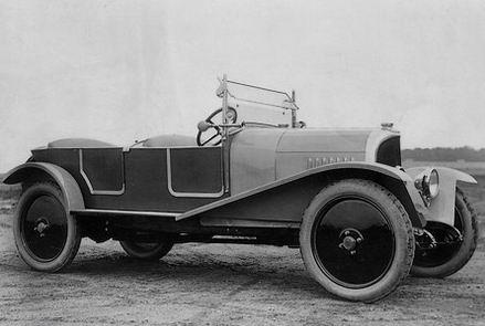 1922-26 Avions Voisin C4-C4S b
