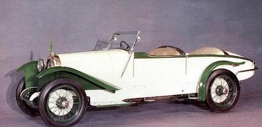 1923-28 Avions Voisin C5