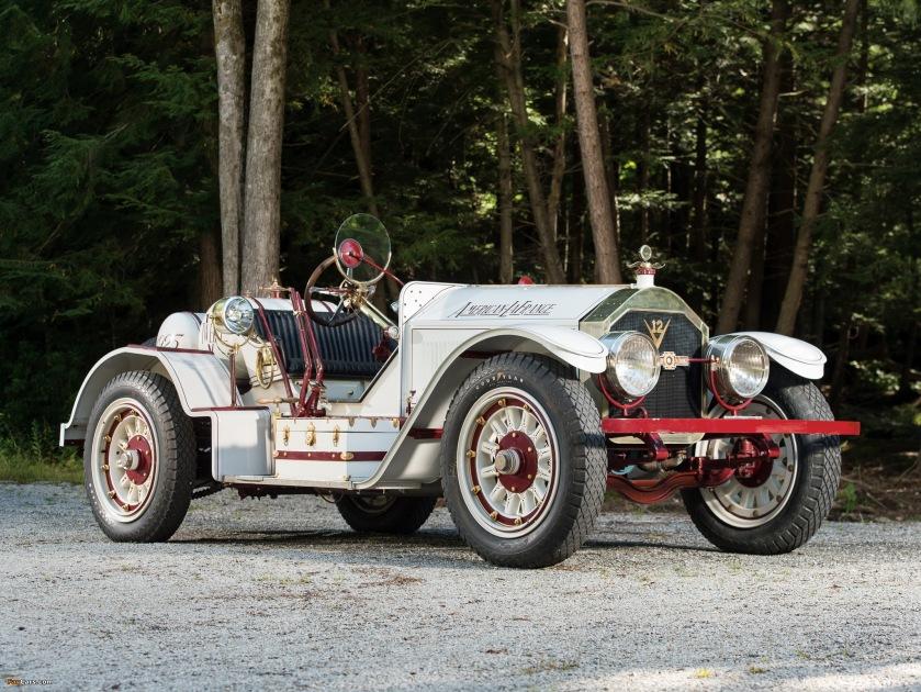 1923 American LaFrance Speedster