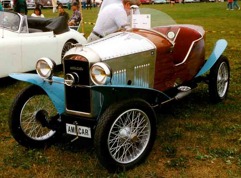 1923 Amilcar C4 2-Seater Sports
