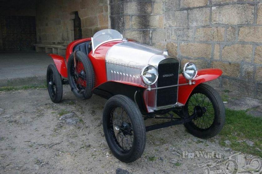 1923 Amilcar C4
