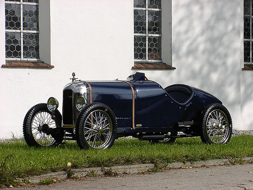 1923 Amilcar CS a