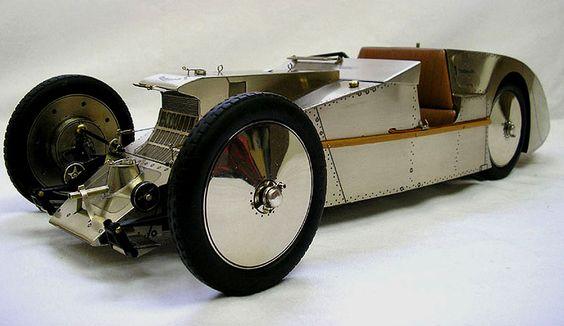 1923 Avion Voisin C6 Lab