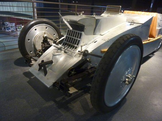 1923 Avion Voisin C6