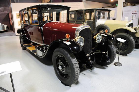 1923 avion voisin et 1923 Avion Voisin Type C3 L Coupe Limousine