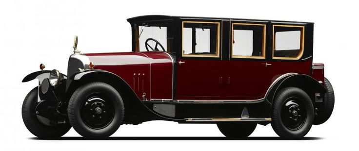 1923 Avions Voisin Type C3L Limousine