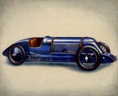 1923 carte record