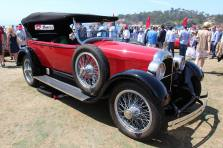 1923 Duesenberg Model A Tourer 3