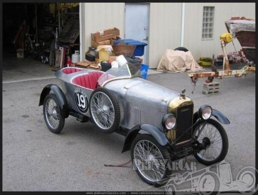 1924 Amilcar Model C4