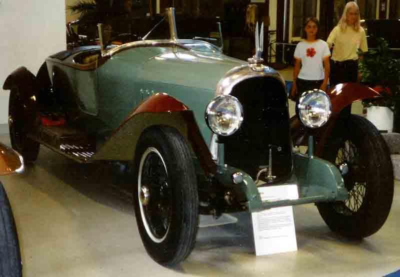 1924 Avion Voisin C5 2
