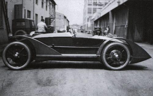 1924 Avion Voisin C8L
