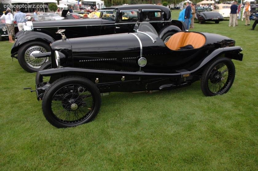 1925 Amilcar 4CGSa