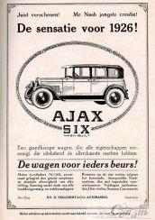 1925 nash ajax-englebert