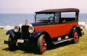 1925 Nash