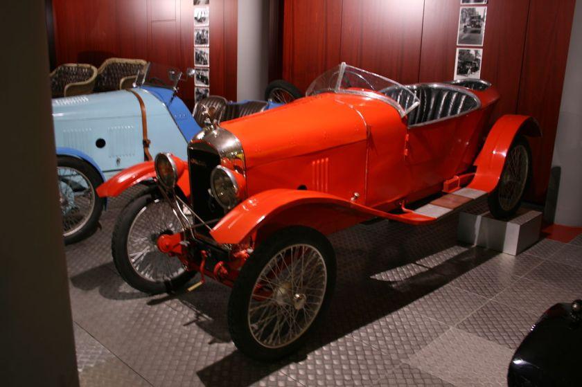 1926 Amilcar C51
