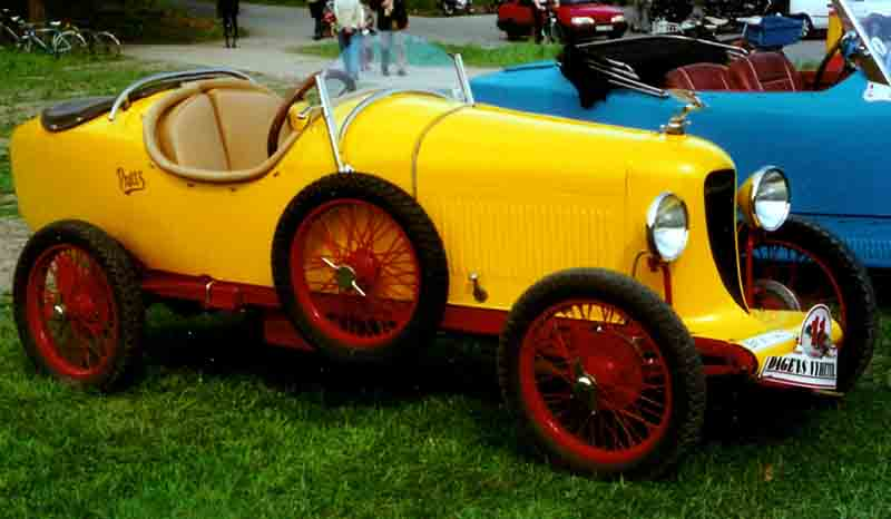 1926 Amilcar cgs 3 seater sports