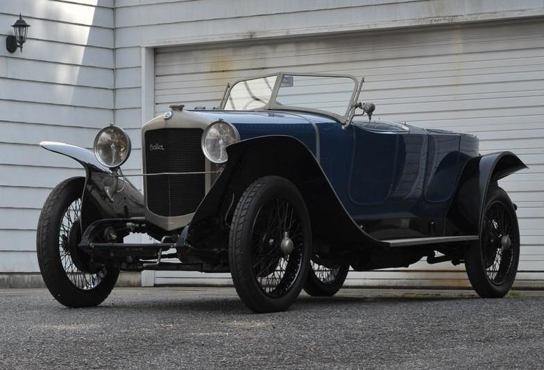 1926 Amilcar Model G