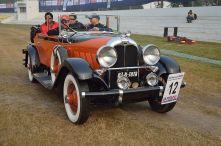 1926 Auburn 8-88 Phaeton 6 cyl