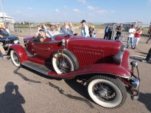 1926 AUBURN 8.98 Cabriolet dutch licence registration AH-63-77 pic2