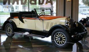 1926 auburn