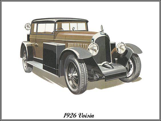 1926 Avion Voisin