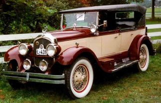 1926 Chrysler Imperial E80 Touring