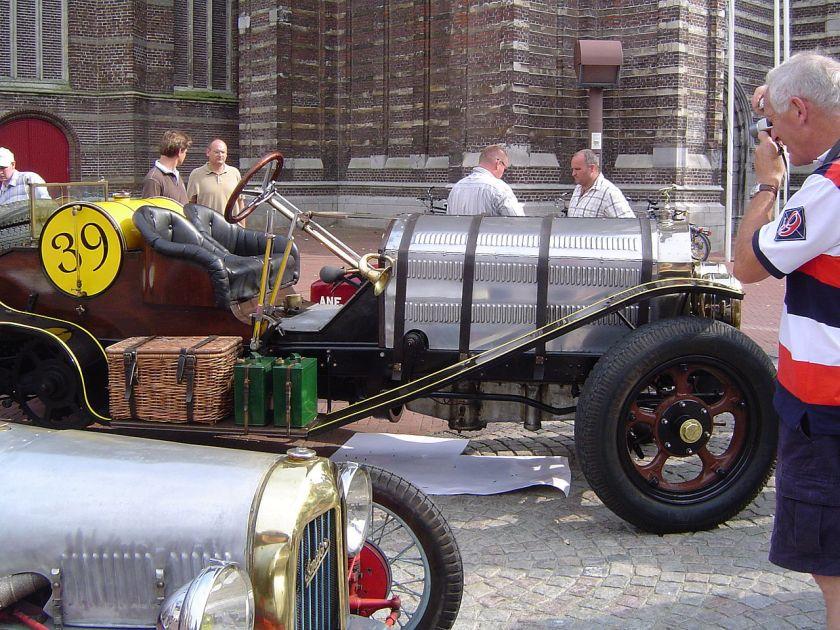 1927 American LaFrance 14,5 litre Speedster