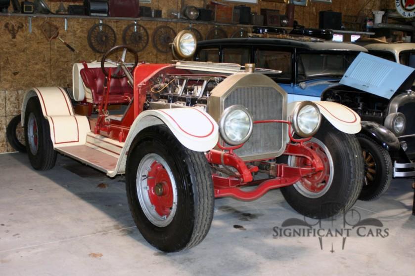 1927 American-LaFrance-Speedster-Front