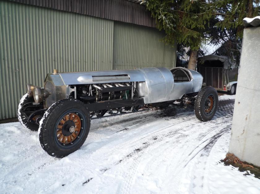 1927 American LaFrance speedster