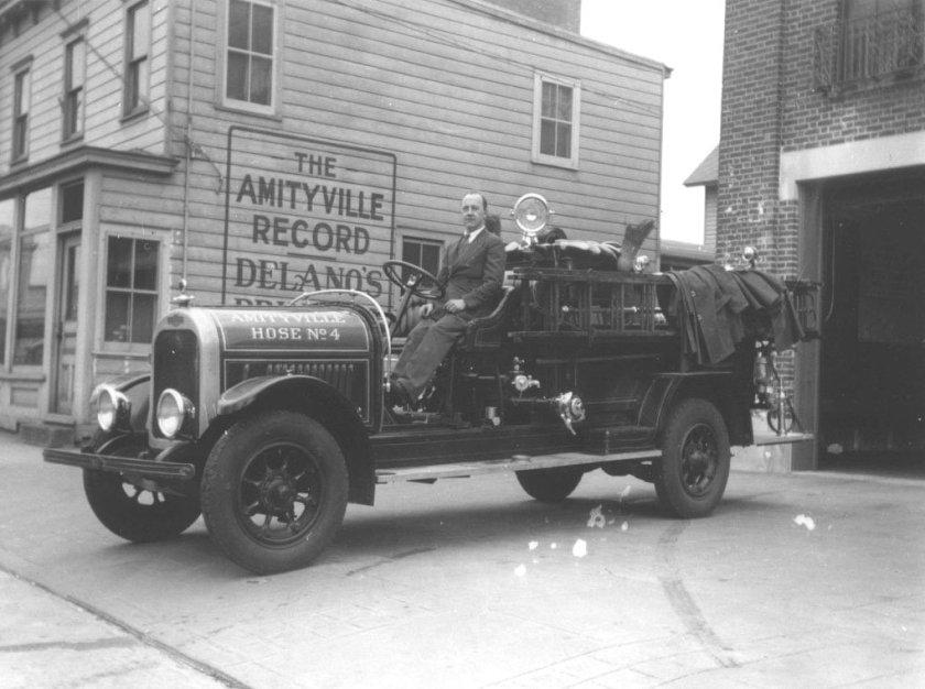 1927 AMERICAN LAFRANCE