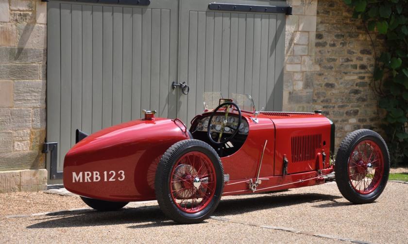 1927 AMILCAR C6 GRAND PRIX VOITURETTE