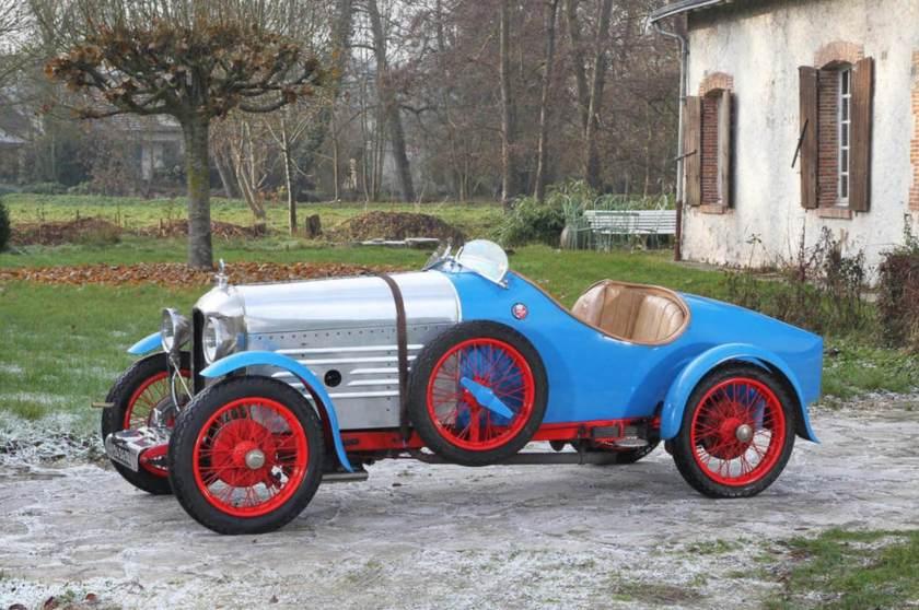1927 Amilcar CGSS - Silodrome