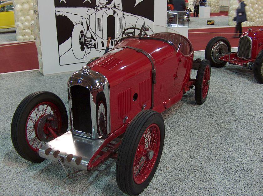 1927 Amilcar cgss sport 060117